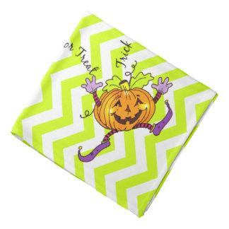 Trick or Treat Happy Pumpkin Kerchief