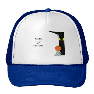 Trick or Treat ? Mesh Hat
