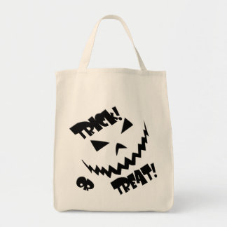 Trick or Treat Jacko #1 Tote Bag