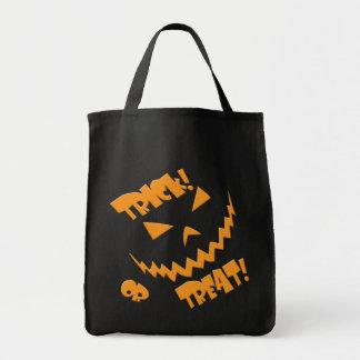 Trick or Treat Jacko #2 Canvas Bag