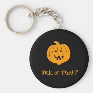 Trick or Treat? Key Chains