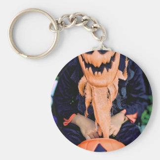 Trick or Treat Key Ring