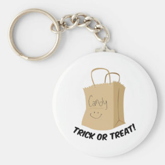 Trick or Treat Key Chains