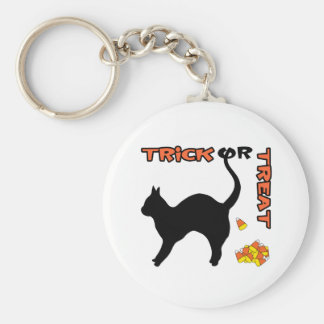 Trick or Treat Keychains