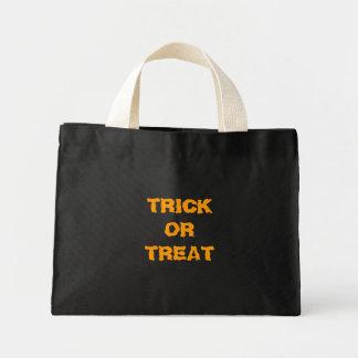 TRICK OR TREAT MINI TOTE BAG
