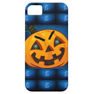 Trick or treat pumpkin iPhone 5 case