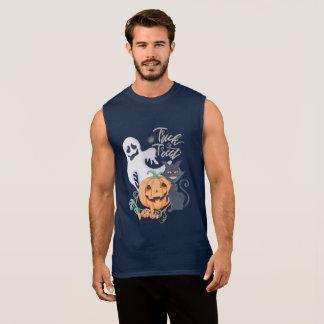 Trick or Treat Sleeveless Shirt