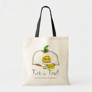 Trick or Treat Smarty Tomato Tote Bag