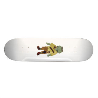 Trick or Treat Toddler Frankenstein Monster 20.6 Cm Skateboard Deck