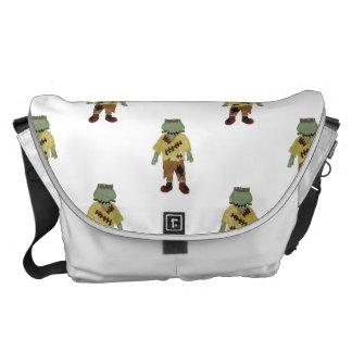 Trick or Treat Toddler Frankenstein Monster Commuter Bag