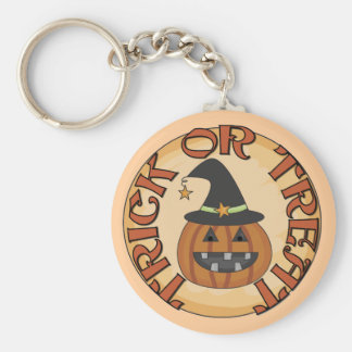 Trick or Treat Tshirts and Gifts Key Chains
