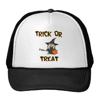 Trick Or Treat (Witch Costume) Hats