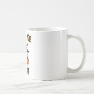 Trick Or Treat (Witch Costume) Mug