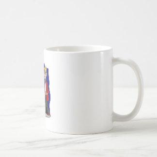Trick or Treat Witch Girl Mug