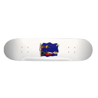 Trick or Treat Witch Girl Skateboard Decks