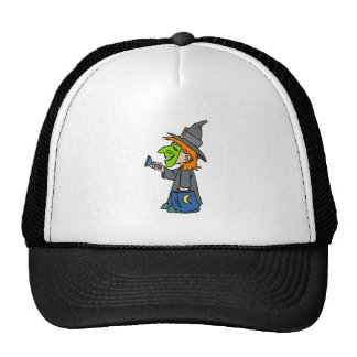 Trick or treat witch hats