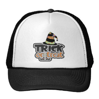 Trick Or Treat Witch Hat Halloween
