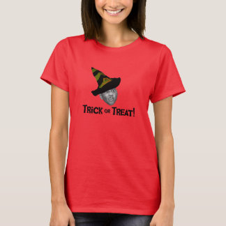 Trick or Treat! Witch Hat T-Shirt