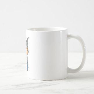 Trick or treat witch mug