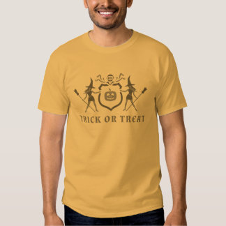 Trick or Treat Witch Shirts