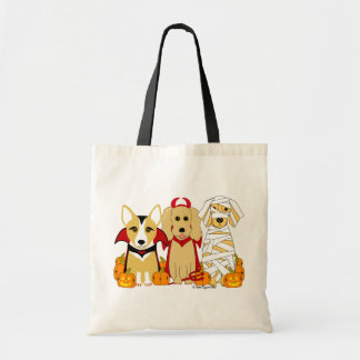 Trick or Treaters! Tote Bag