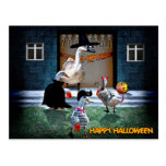Trick or Treats Time! Post Card
