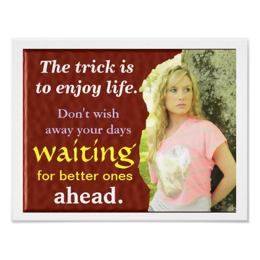 Trick to Life Poster
