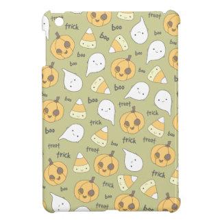 Trick Treat Boo Halloween iPad Mini Case
