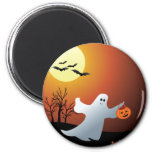 TrickOrTreat two Button 6 Cm Round Magnet
