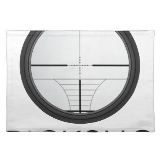 Trickshot Scope Placemat