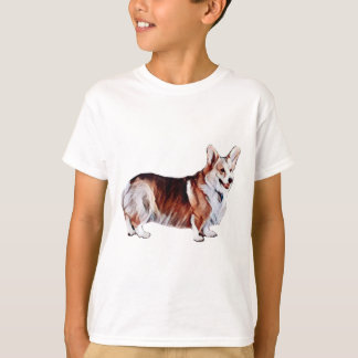 Tricolor Welsh Corgi.PNG T-Shirt
