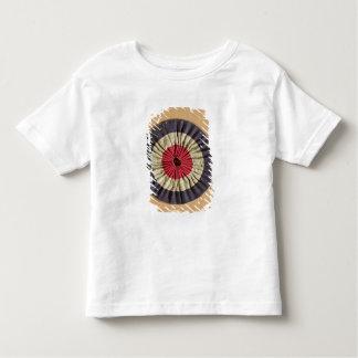 Tricolore rosette shirt
