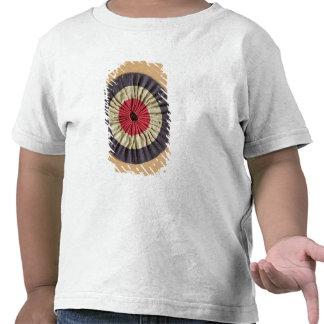 Tricolore rosette t shirts