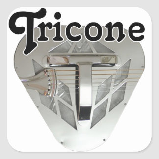 Tricone sticker