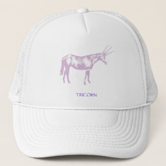 Tricorn Trucker Hat