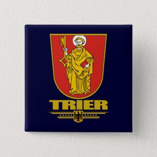 Trier 15 Cm Square Badge