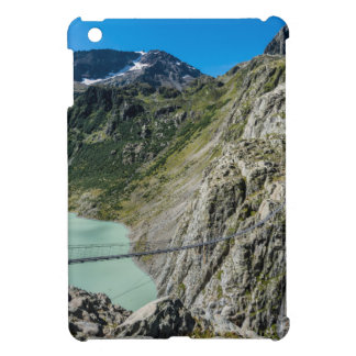 Triftsee Suspension Bridge - Gadmen - Switzerland iPad Mini Covers