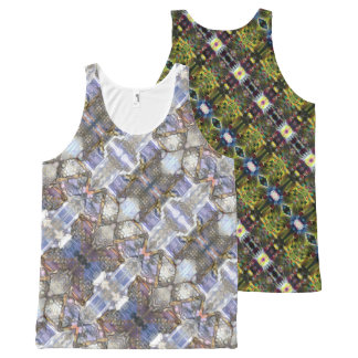 Trig 2 All-Over print singlet