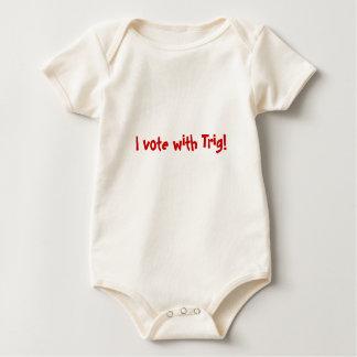 Trig Palin Baby Bodysuit