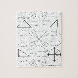 Trig & Triangles Jigsaw Puzzle