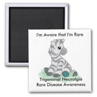 Trigeminal Neuralgia Rare Disease Awareness Magnet