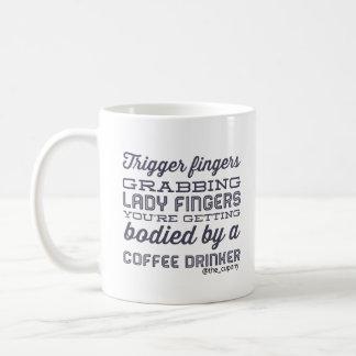 """Trigger Fingers..."" Coffee Mug"