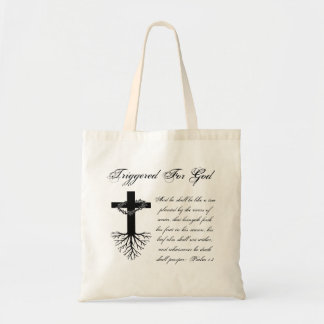 Triggered For God Tote