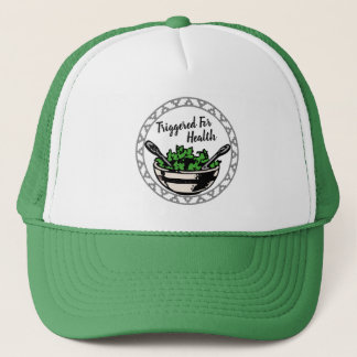 Triggered For Health Trucker Hat