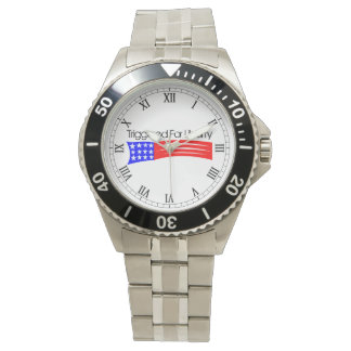 Triggered For Liberty Mens Watch