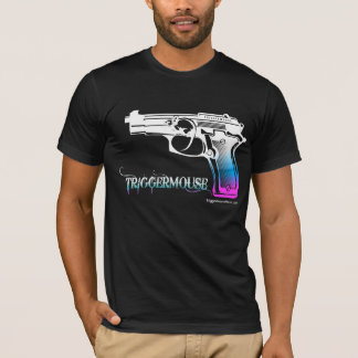 TriggerMouse Pistol Inverted T-Shirt