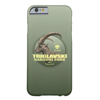 Triglav National Park (Alpine Ibex) WT Barely There iPhone 6 Case