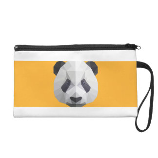 Trigonal Panda bear on wristlet