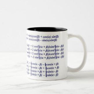 Trigonometry  Rev B Coffee Mugs