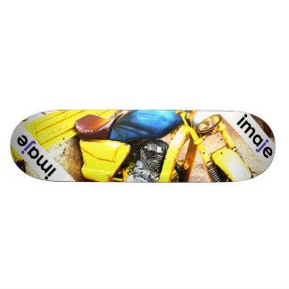 Trike Skateboard Deck